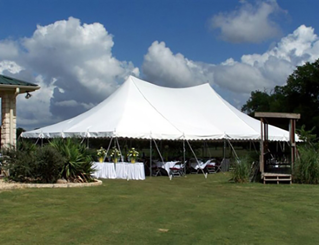 wedding canopy rental - image 19
