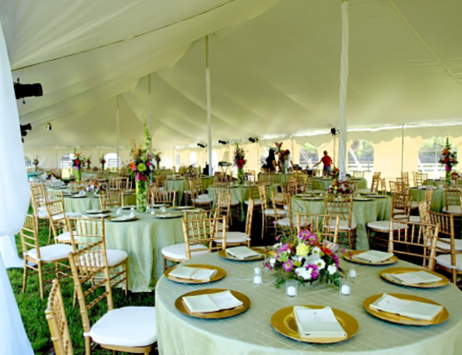 Tampa Party Tent Rental - Image One