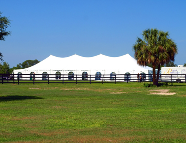 Tampa party tent company