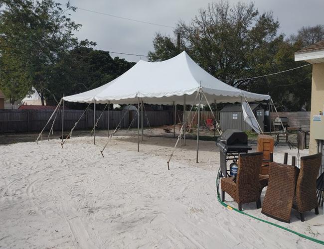Cheap tent rentals - Image 11