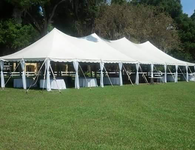 Tampa Party Tent Rental - Image Two