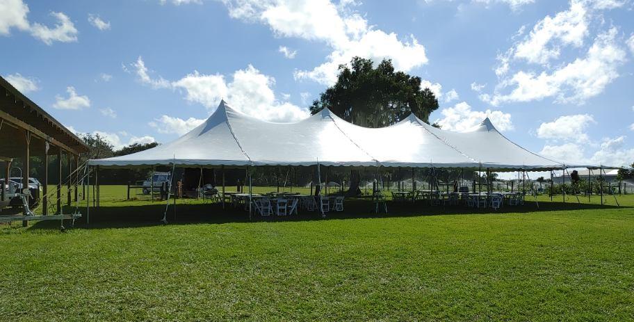 Large tent rental - Image 6
