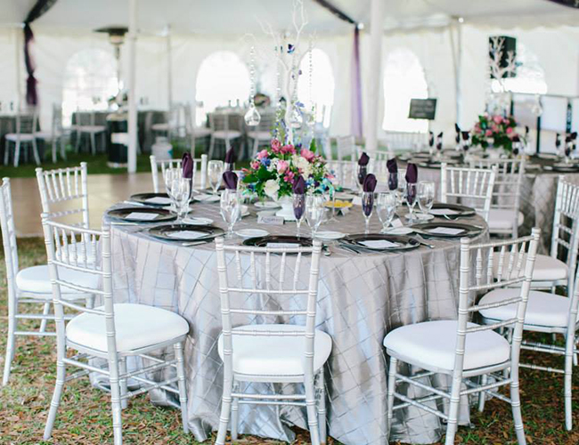 Tent and table rentals - image 16