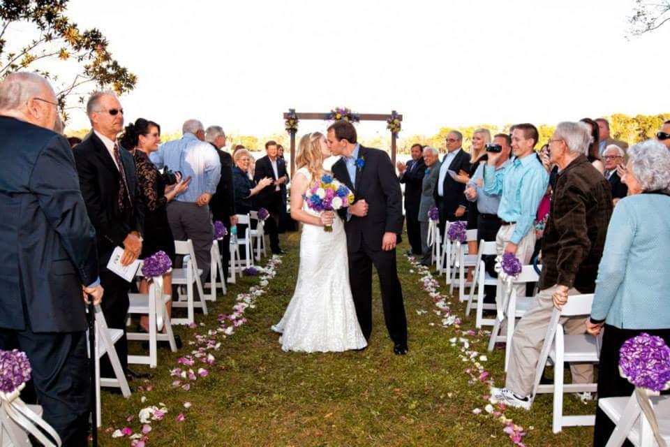 Big top wedding tent rental - Image 30