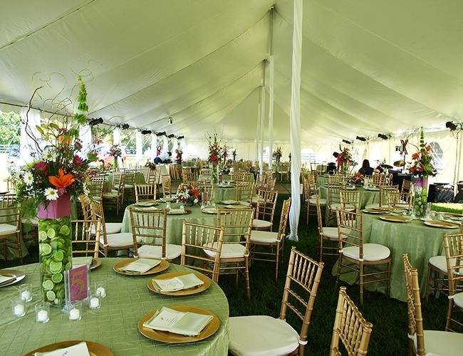 Event tent rental - image 10