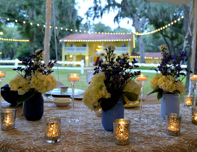 wedding tent rentals - image 12