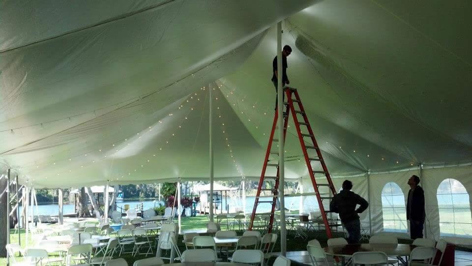 Big top tent rental - Image 29